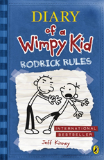 Diary of a wimpy kid [2] : rodrick rules