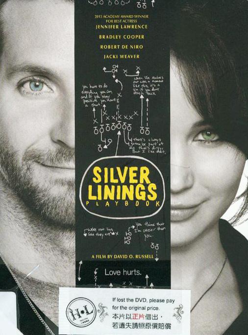 派特的幸福劇本[輔導級:劇情] : Silver linings playbook