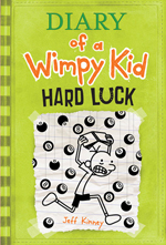 Diary of a wimpy kid [8] : hard luck