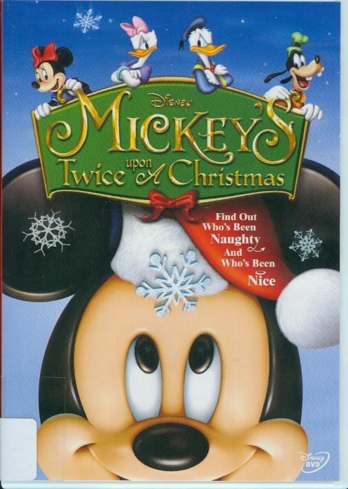 米奇耶誕嘉年華[普遍級:動畫] : Mickey