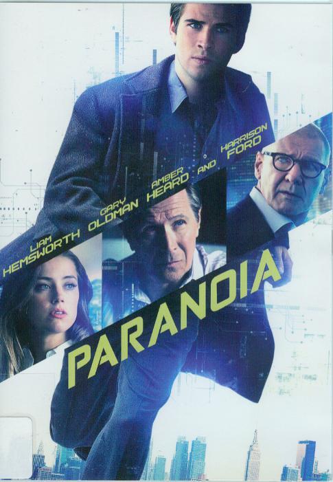 決勝機密[保護級:劇情] : Paranoia