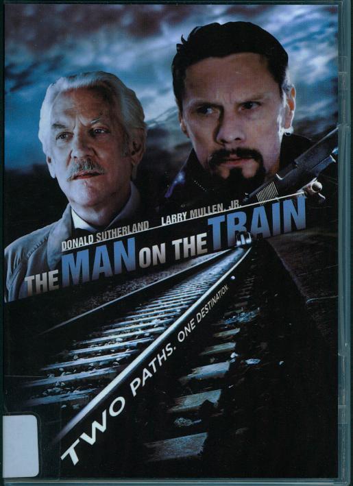 心靈交錯[輔導級:動作片] : Man on the train