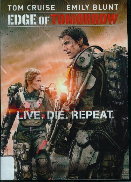 明日邊界[保護級:科幻、冒險片] : Edge of tomorrow