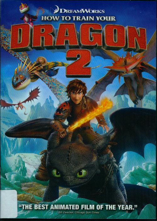 馴龍高手[2][普遍級:動畫] : How to train your dragon[2]