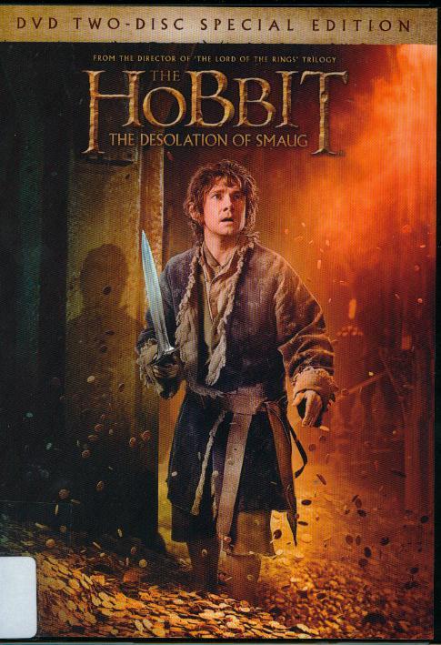 哈比人[保護級:冒險片] : 荒谷惡龍 = The hobbit : The desolation of smaug