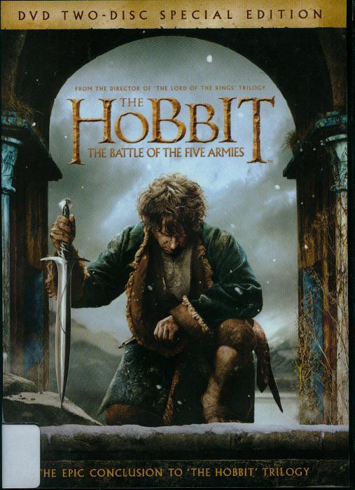 哈比人[保護級:冒險片] : 五軍之戰 = The hobbit : the battle of the five armies