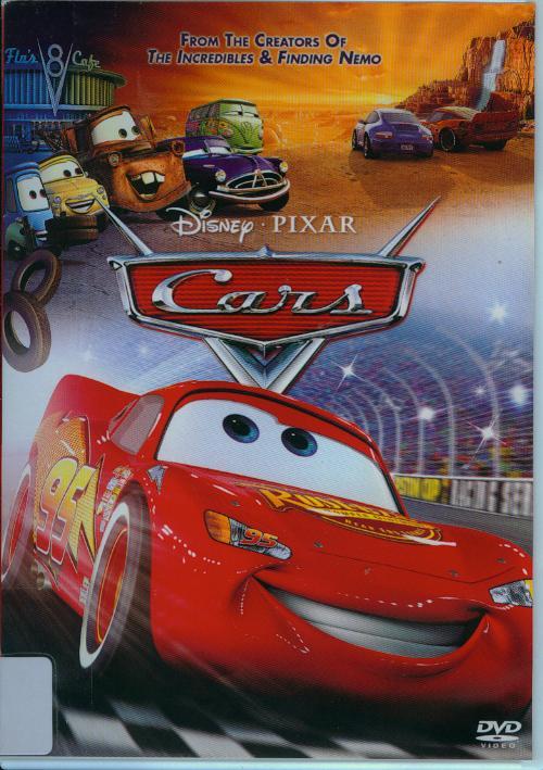 汽車總動員[普遍級:動畫] : Cars