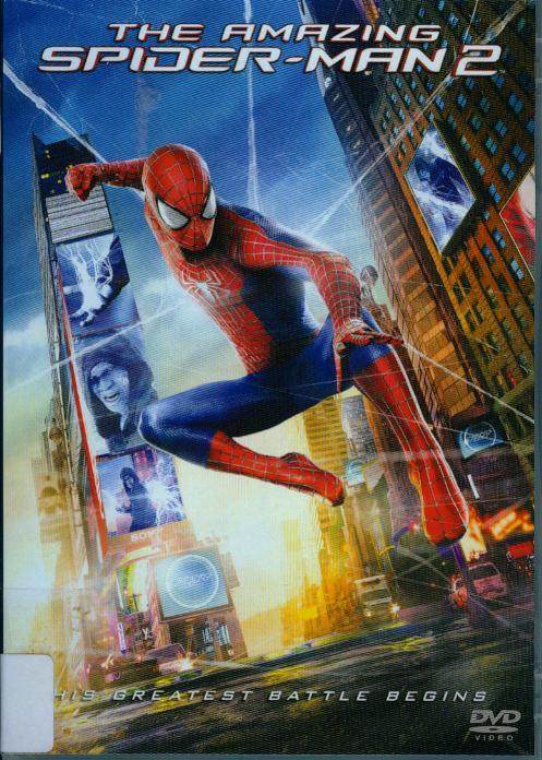 蜘蛛人驚奇再起[2][輔導級:科幻] : 電光之戰 = The amazing Spider-man[2]