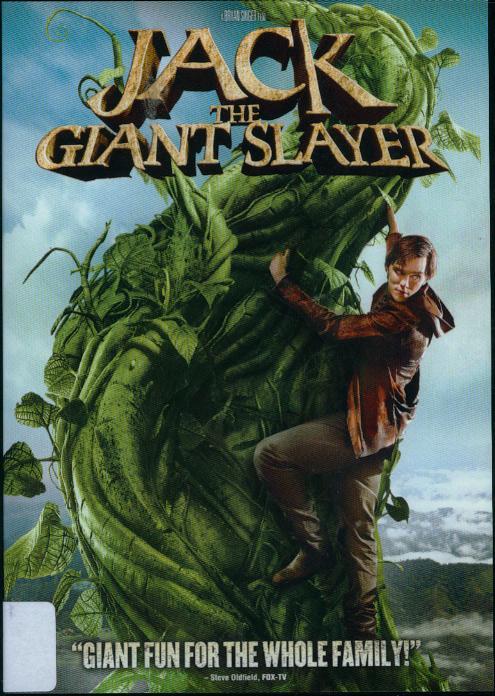 傑克[保護級:冒險片] : 巨人戰紀 = Jack the giant slayer
