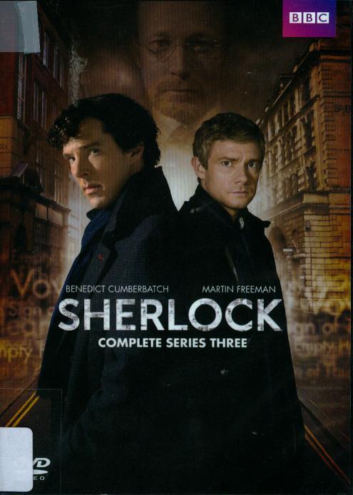 新世紀福爾摩斯[第3季][輔導級:劇情] : Sherlock[Season 3]