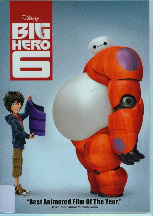 大英雄天團[普遍級:動畫] : Big hero 6