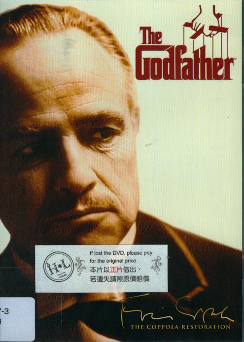 教父[1][普遍級:劇情] : The godfahter[1] : The Coppola restoration