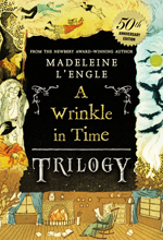 A wrinkle in time : trilogy