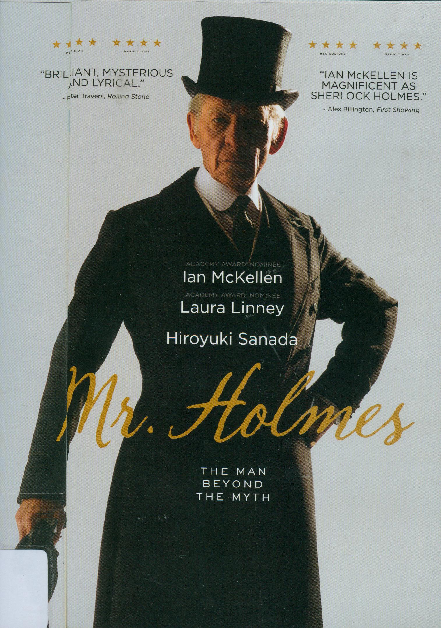 福爾摩斯先生[保護級:懸疑] : Mr. Holmes