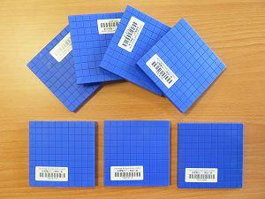 小藍積木 : Blocks(Blue)
