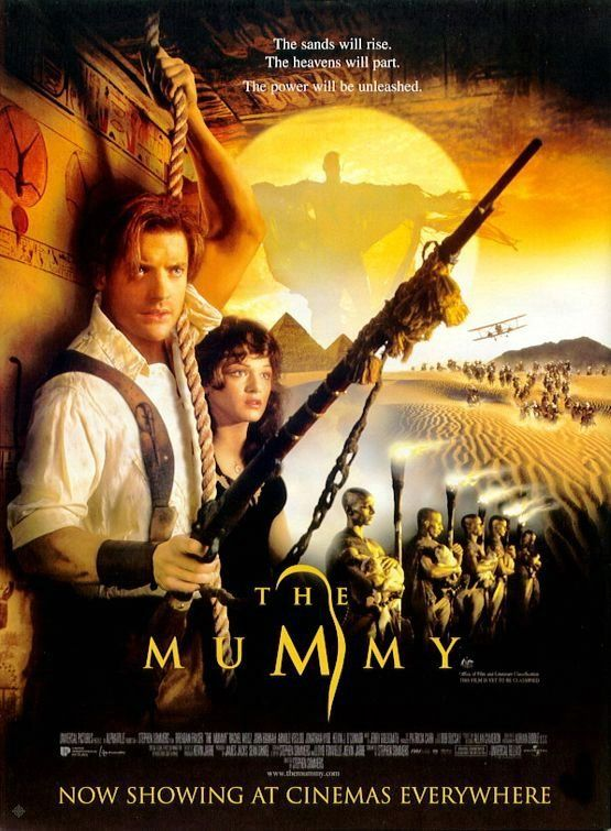 神鬼傳奇[1][保護級:科幻、冒險] : The mummy[1]