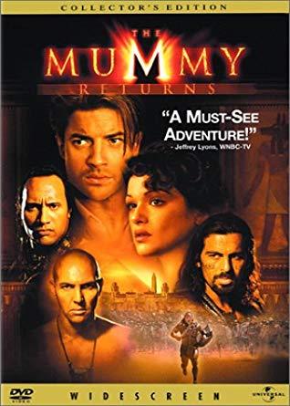 神鬼傳奇[2][保護級:科幻、冒險] : The mummy returns[2]
