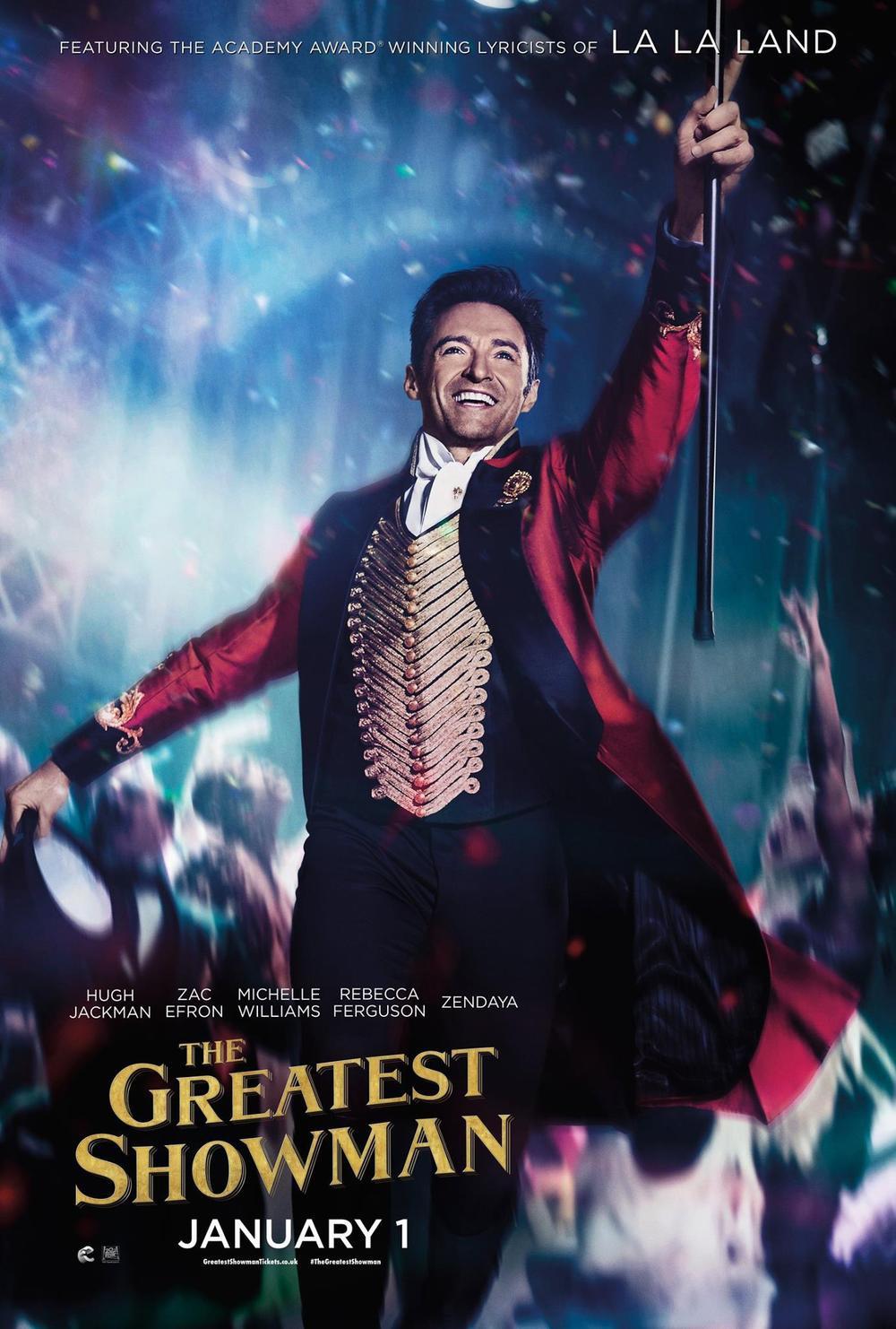 大娛樂家[普遍級:歌舞] : The Greatest Showman