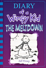 Diary of a wimpy kid [13] : the meltdown