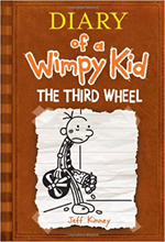 Diary of a wimpy kid [7] : the third wheel