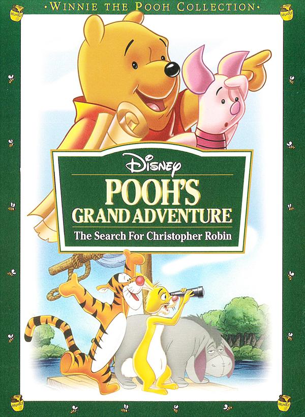 小熊維尼尋找羅賓[普遍級:動畫] = Pooh