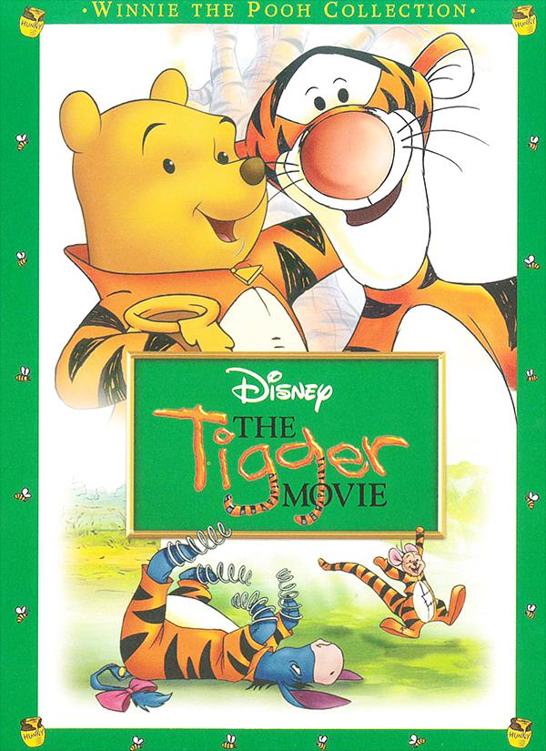 跳跳虎歷險記[普遍級:動畫] = The Tigger Movie