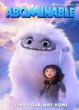 壞壞萌雪怪[普遍級:動畫] : Abominable