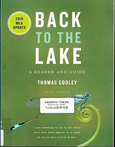 Back to the lake : a reader and guide