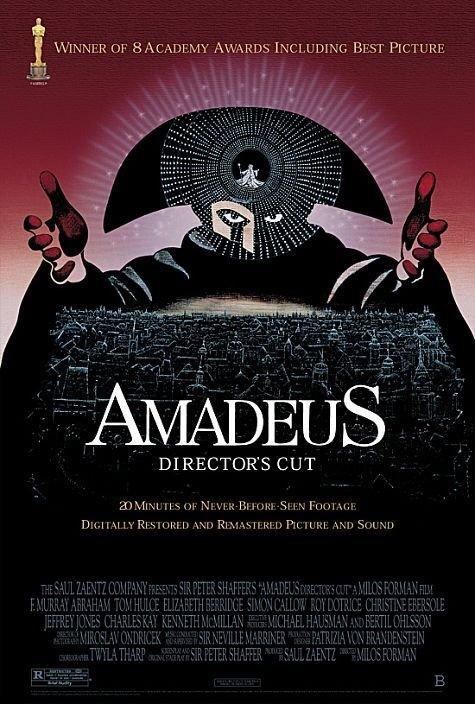 阿瑪迪斯[保護級:劇情] : Amadeus : 雙碟特別版