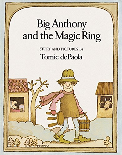 Big Anthony and the magic ring  : story and pictures
