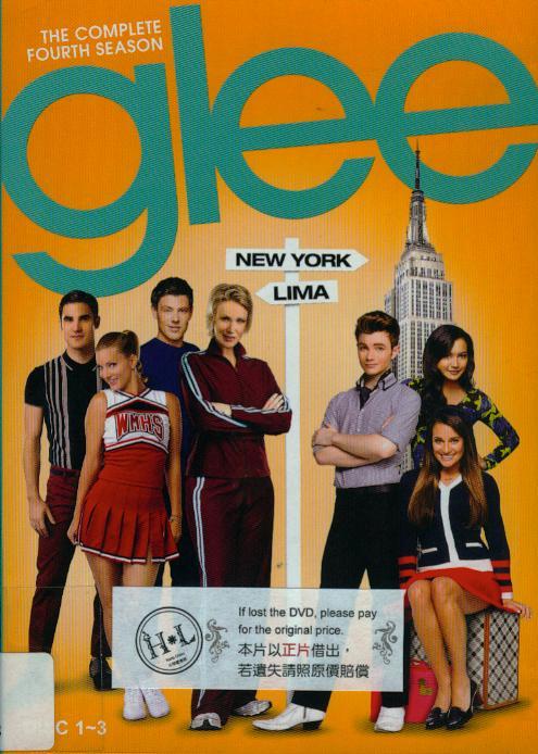 歡樂合唱團[第四季][保護級:劇情] : Glee[Season 4]