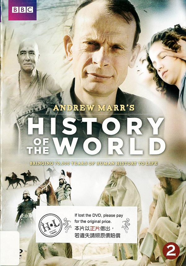 世界歷史關鍵時刻[2] : Andrew Marr