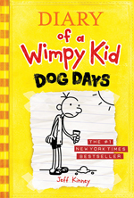 Diary of a wimpy kid [4]  : dog days