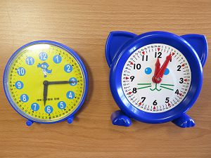 小時鐘 : Clock(S)