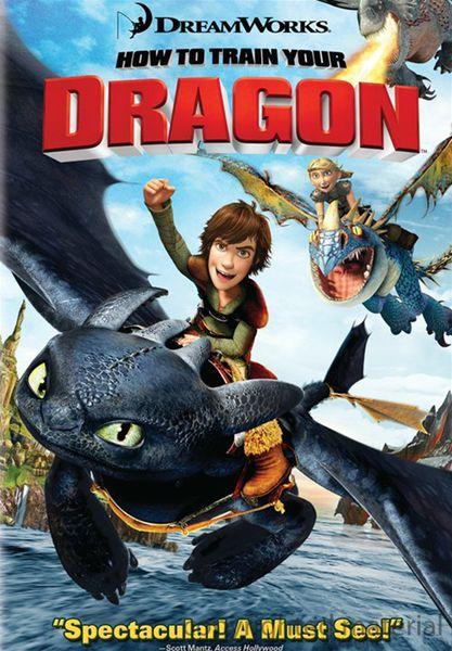 馴龍高手[普遍級:動畫] : How to train you dragon