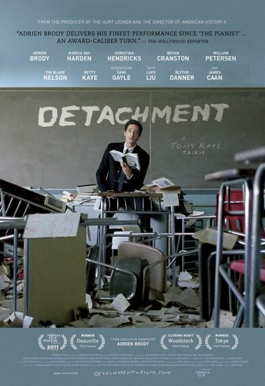 人間師格[輔導級:劇情] : Detachment
