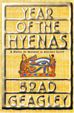 Year of the hyenas  : a novel of murder in ancient Egypt