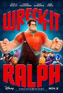 無敵破壞王[保護級:動畫] : Wreck-it Ralph