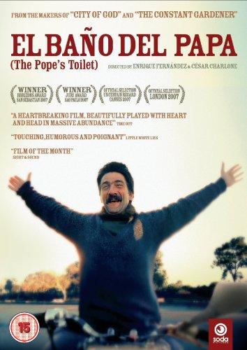 教宗的洗手間[普遍級:溫馨.勵志] : El Bano del PapaThe pope