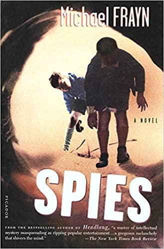 Spies  : a novel