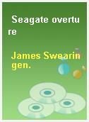 Seagate overture