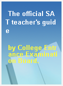 The official SAT teacher