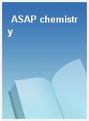 ASAP chemistry