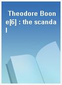 Theodore Boone[6] : the scandal