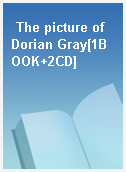 The picture of Dorian Gray[1BOOK+2CD]