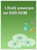 Life(4) powerpoint DVD-ROM