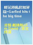 眼花繚亂的加菲貓=Garfied hits the big time