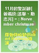 11月的聖誕節[普遍級:溫馨、勵志片] = : Norvember christmas